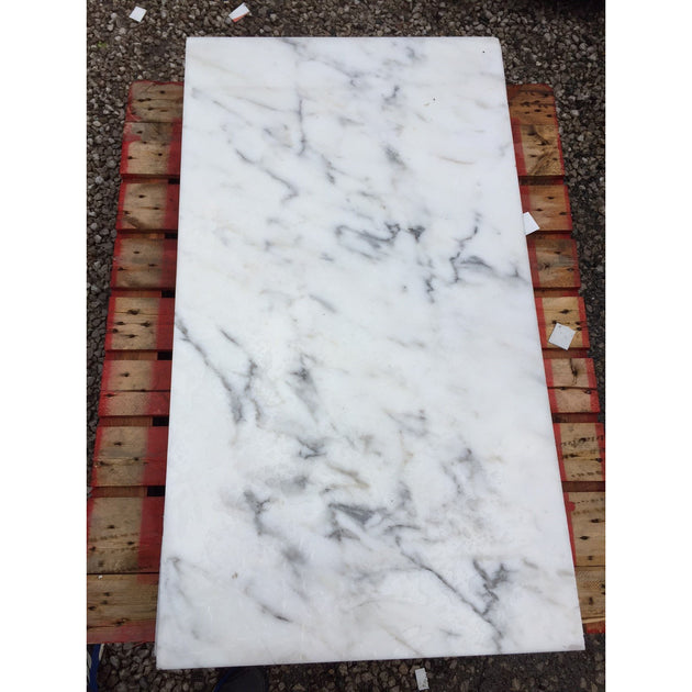 Uk reclaimed marble: statuario marble for use in kitchens and bathrooms