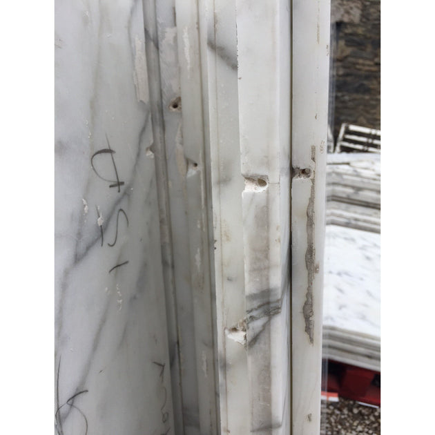 reclaimed marble tiles or wall cladding: statuario venato