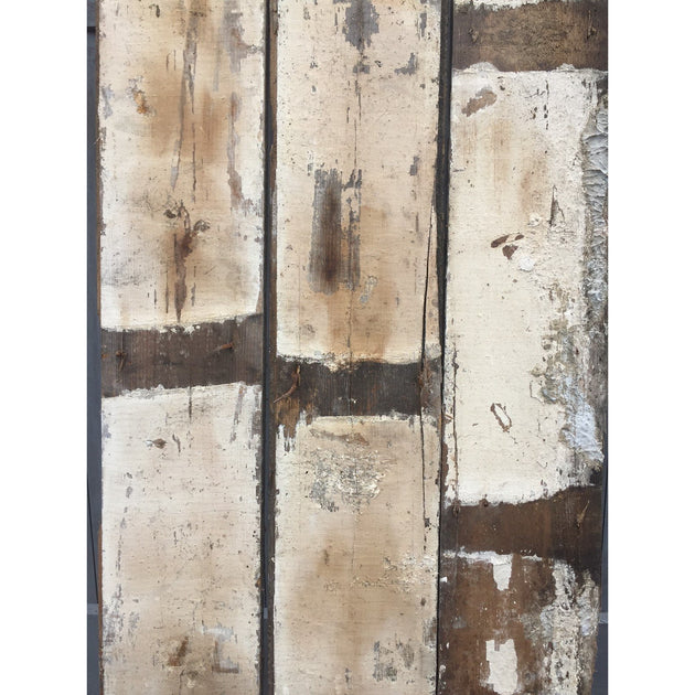 whitewashed pine boards for flooring or cladding
