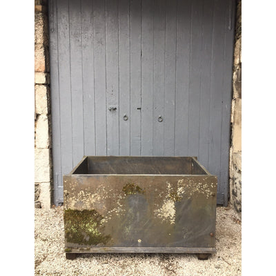 Large Reclaimed Slate Cistern