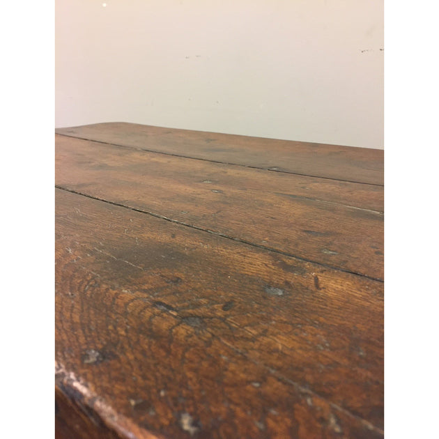 Simple Oak Table