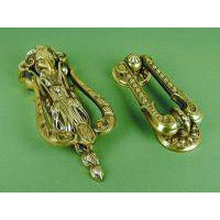 Regency Brass Door Knocker