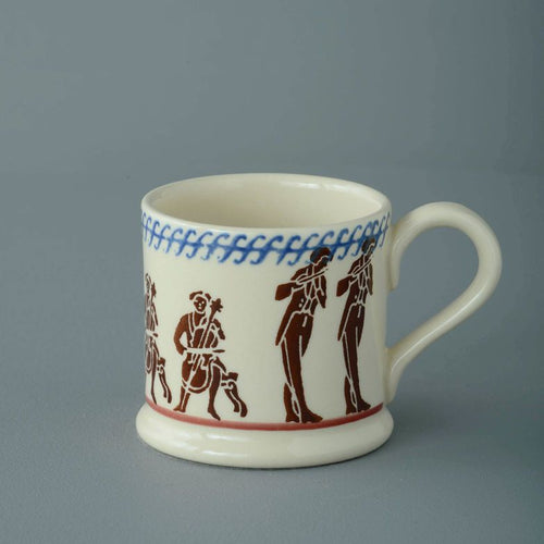 Brixton Pottery Small Musician Mug 150 ml