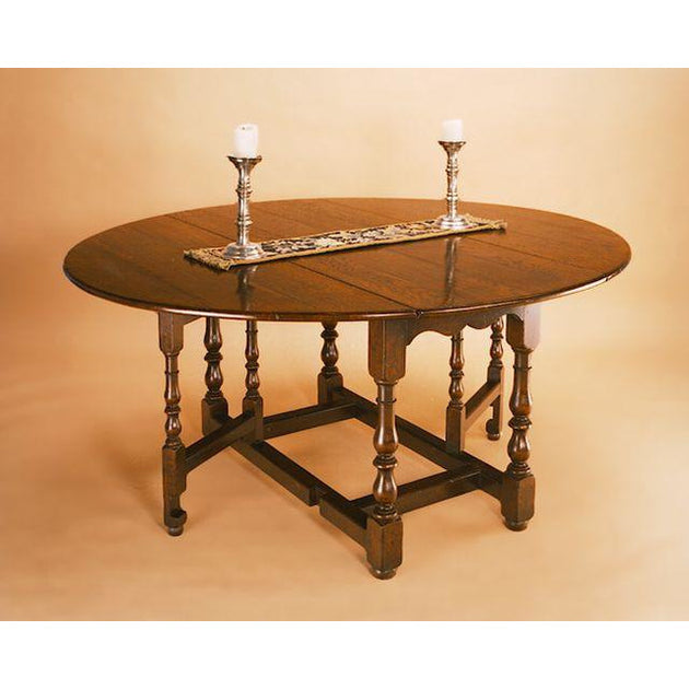 Single Gateleg Table