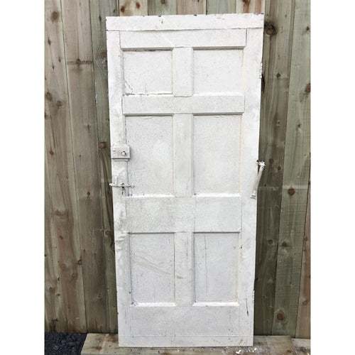 6 Panel Georgian Pine Door