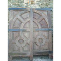 reclaimed architectural antique doors