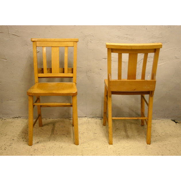 beech chapel chairs, reclaimed church fitings