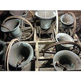 Reclaimed Church Bell Flywheel