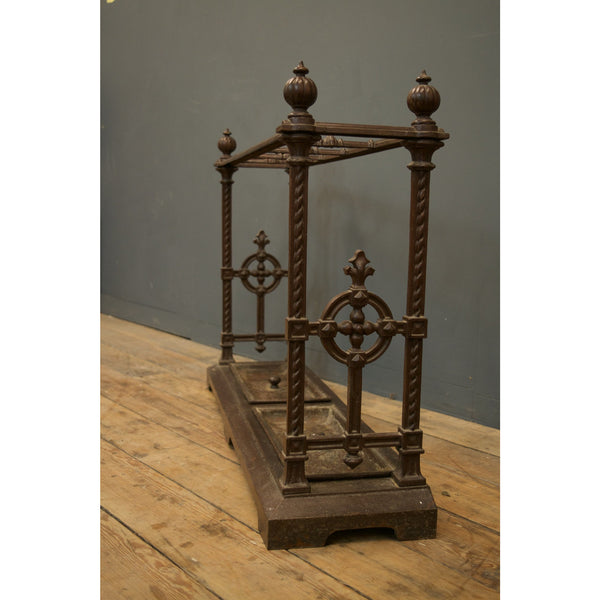 original antique umbrella stand