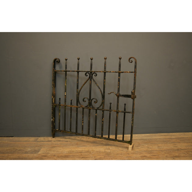 wrought iron garden gate architectural salvage and reclamation reclaimed garden gates