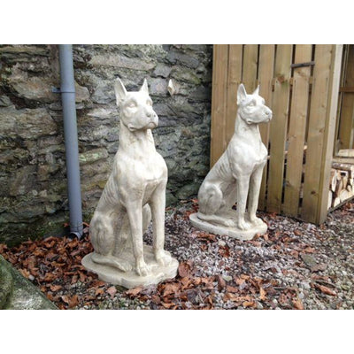 stone dogs
