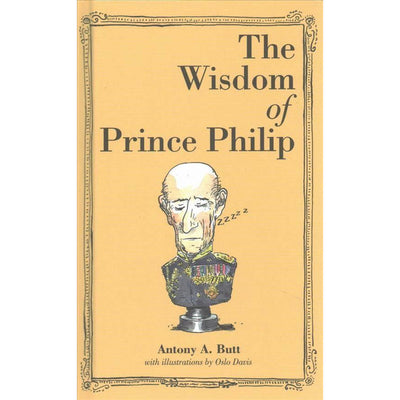 Ideal Gift from Yew Tree Barn: The Wisdom of Prince Philip
