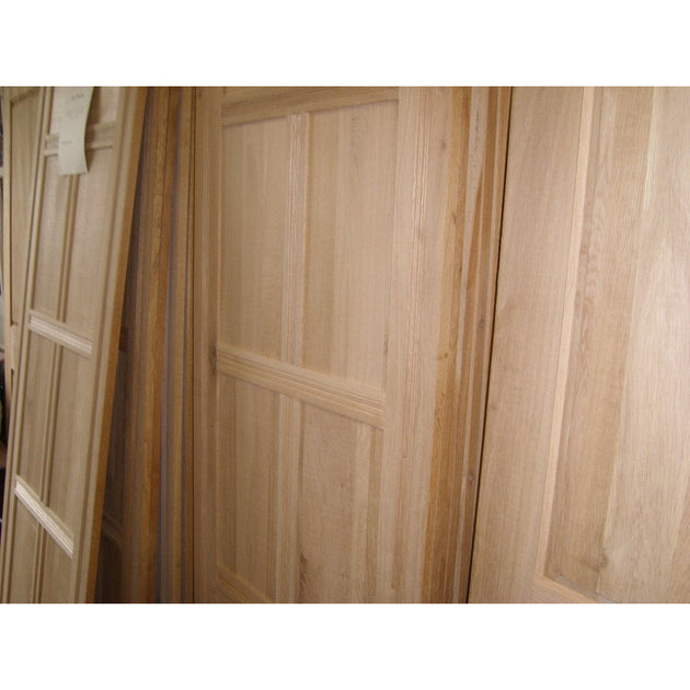 oak doors and panelling
