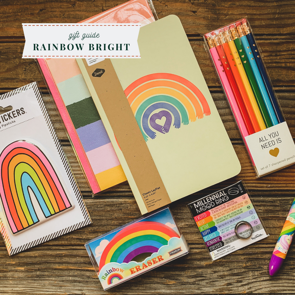 Gift Guide: Rainbow Bright