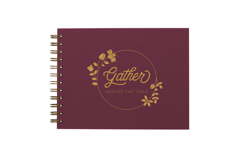 Ruff House Art - Gather Meal Planner