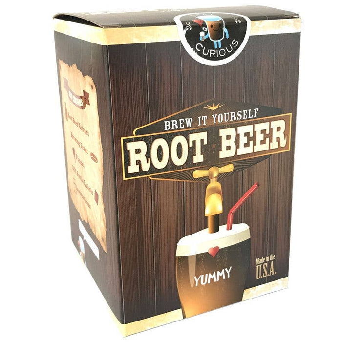 BREW IT YOURSELF ROOT BEER KIT