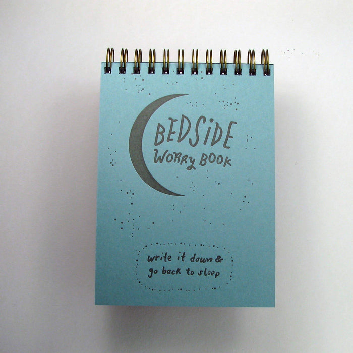 Small Bedside Worry Book