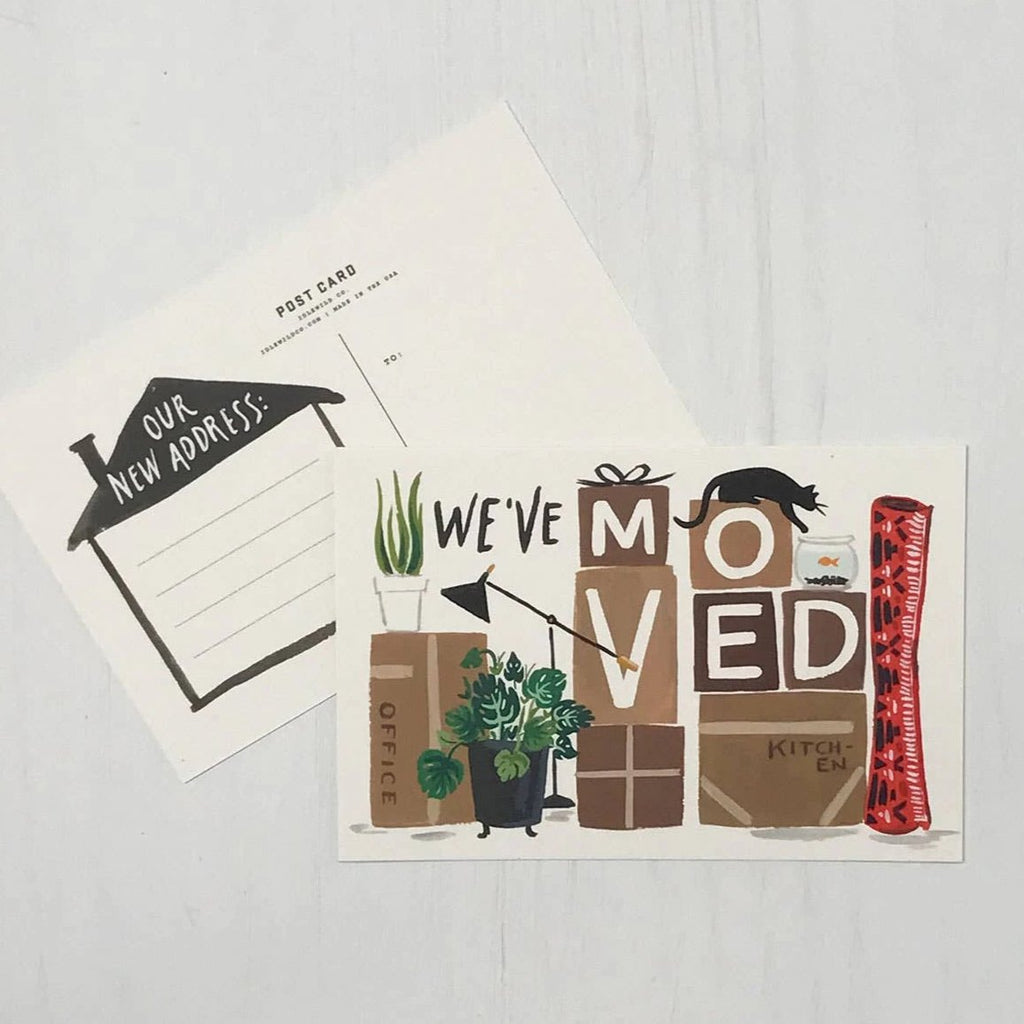New Home Postcards - Set of 8