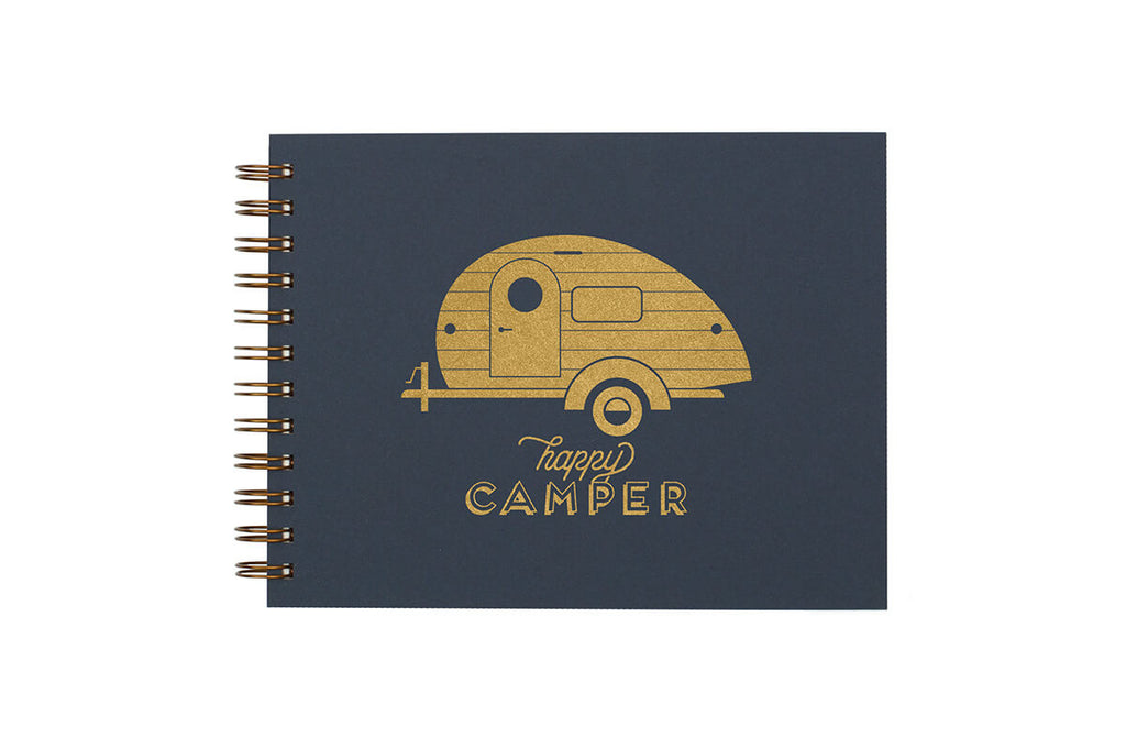 Ruff House Art - Happy Camper Meal Planner