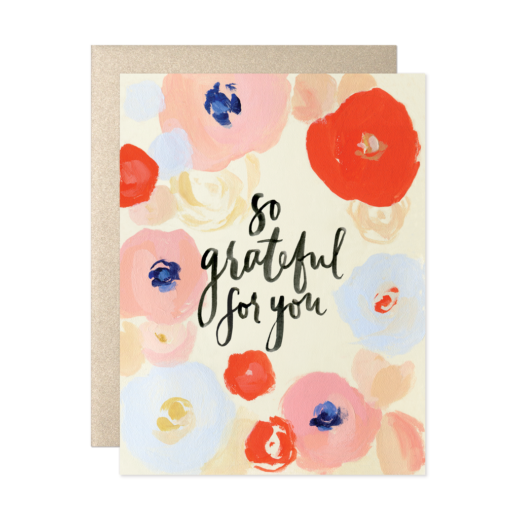 Our Heiday - So Grateful For You Card