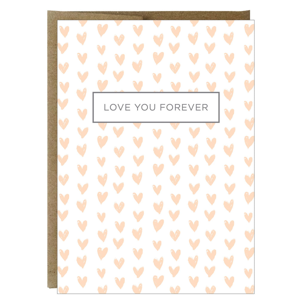 Idea Chic - Greeting Card - Love You Forever
