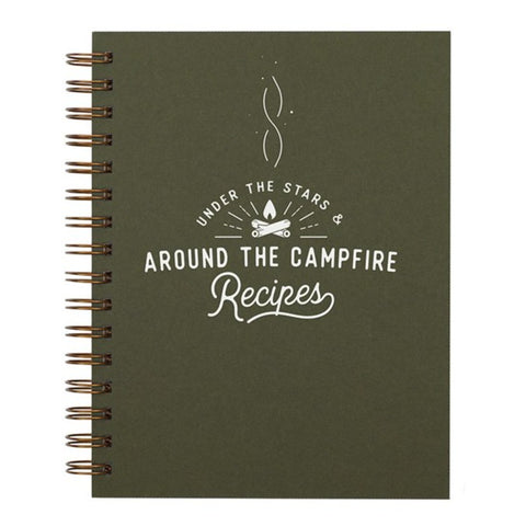 Ruff House Art - Around the Campfire Recipe Book