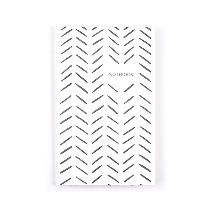 Herringbone Notebook