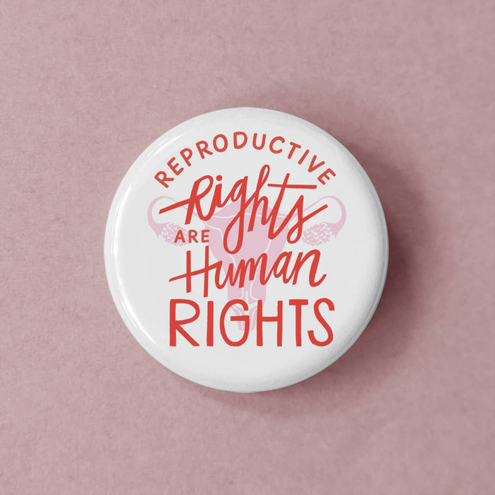 Repro Rights Button