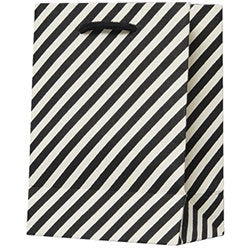 Striped Gift Bag Large