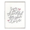 INK MEETS PAPER - So Thankful for Your Love - greeting card