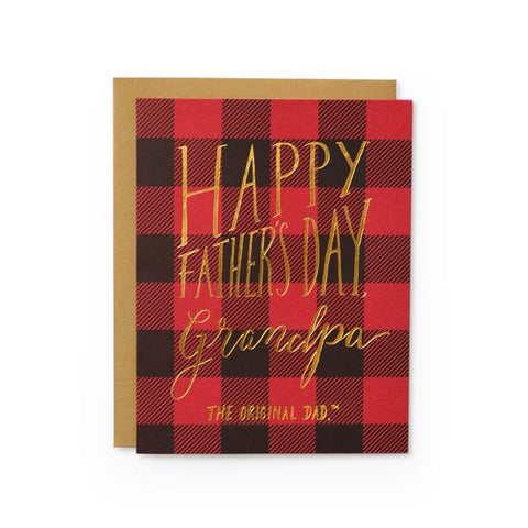 Wild Ink Press - Grandpa Original Dad | Father's Day Card