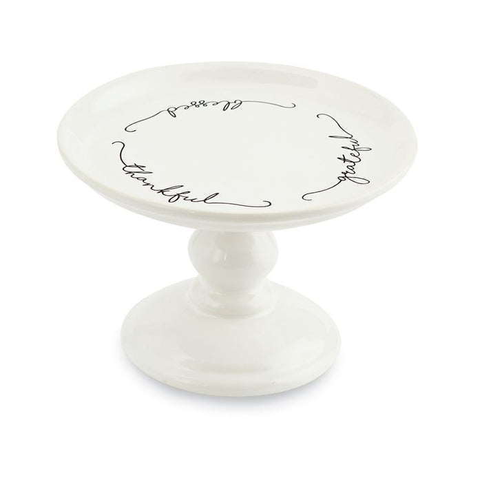 Thankful Mini Pedestal