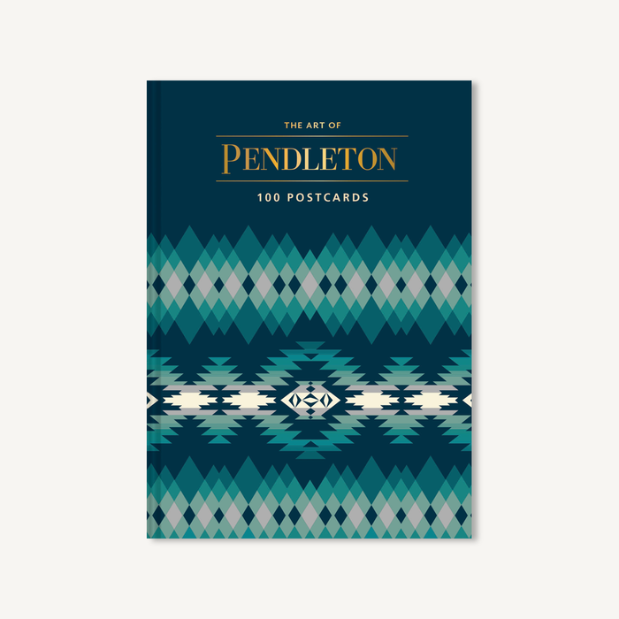 The Art of Pendleton Postcard Set