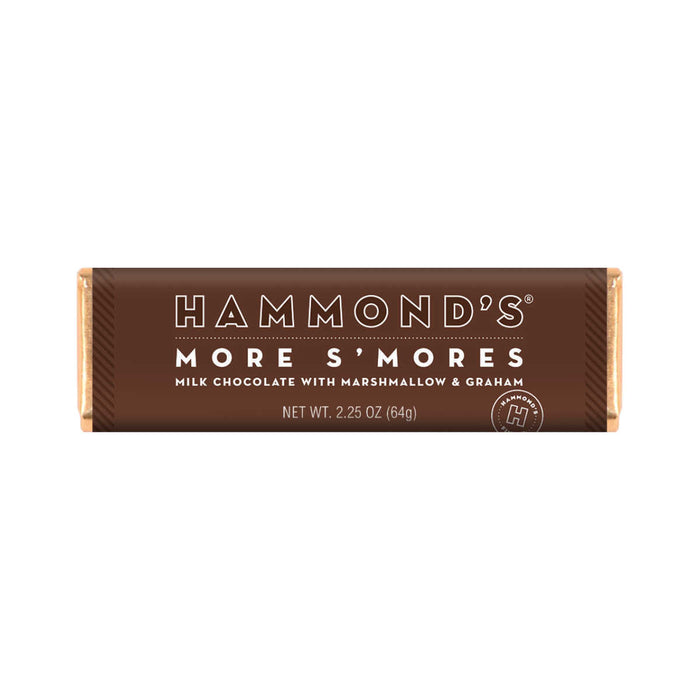 More S'mores Milk Chocolate Candy Bar