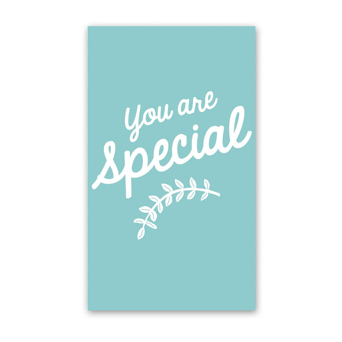 You Are Special Mini Card