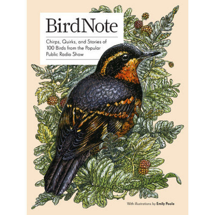 BirdNote The Book