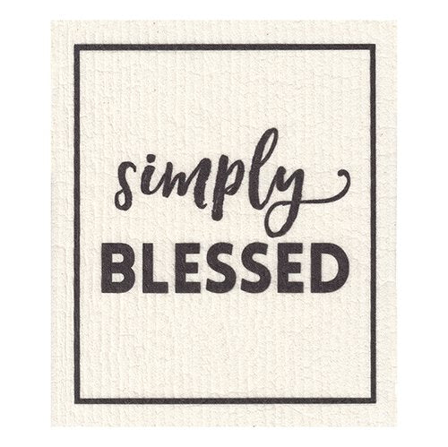 Organic Dishcloth - Simply Blessed