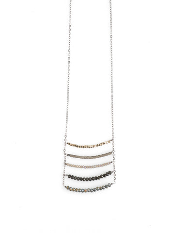 5 Layer Stack Necklace