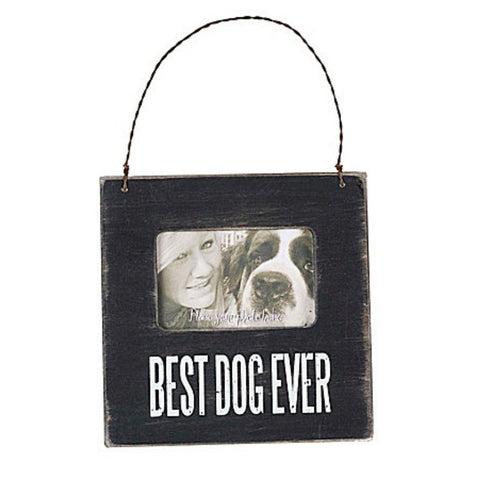 Best Dog Ever Mini Box Frame