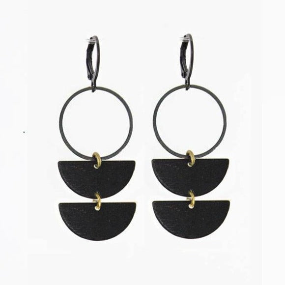 Stealth Semis Earrings