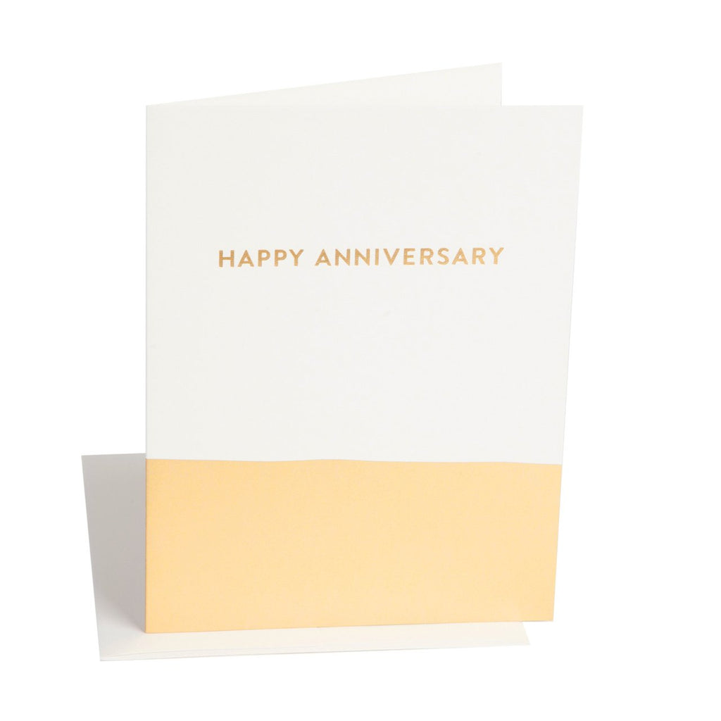 The Social Type - Happy Anniversary Card