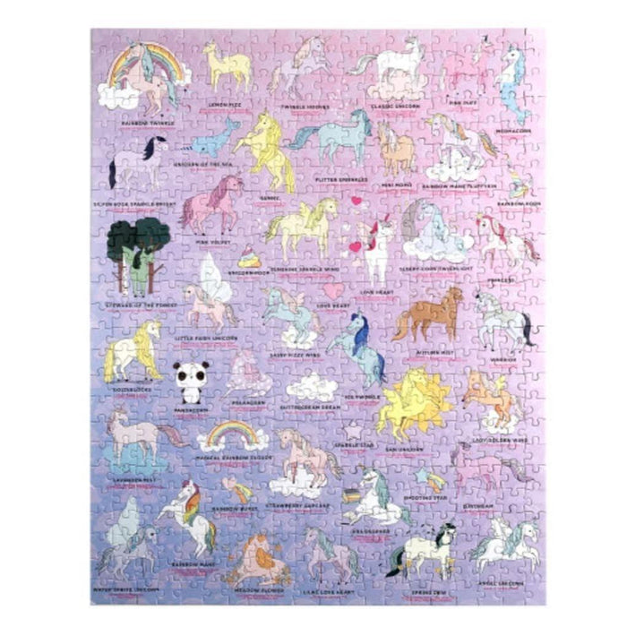Unicorn Lovers Puzzle