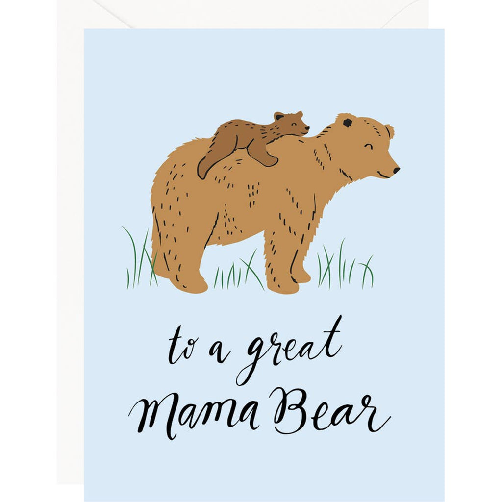 Mama Bear Card ps