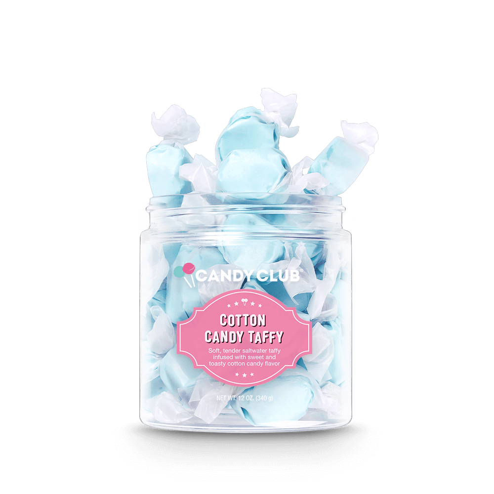 Small Cotton Candy Taffy