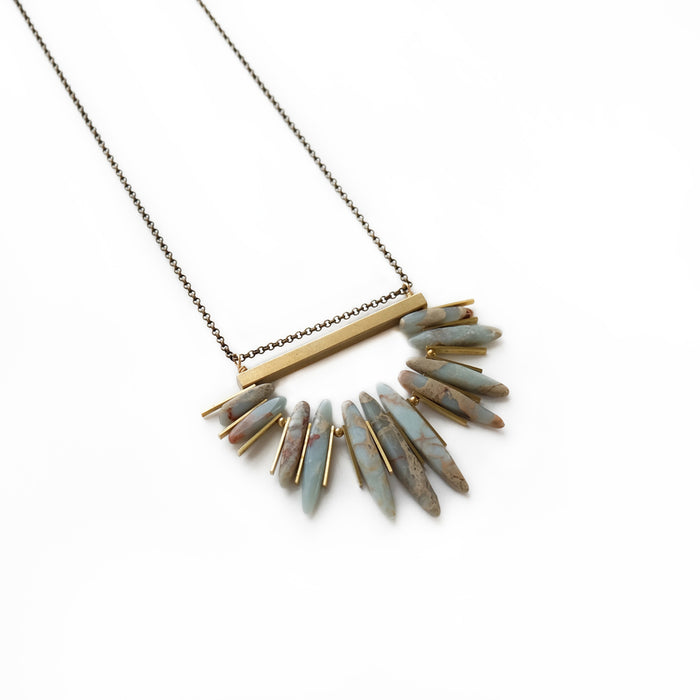 Larissa Loden Jewelry  - Empress Necklace