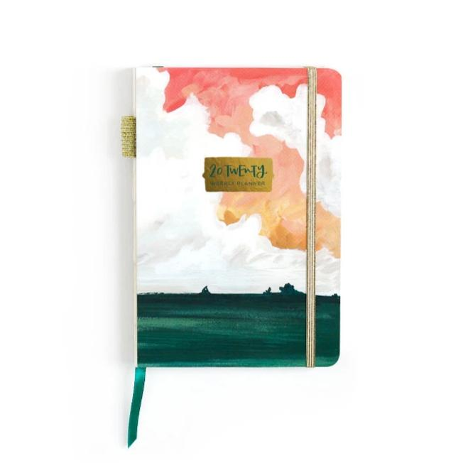 One Canoe Two - Sun Valley Petite Planner | January-December 2020