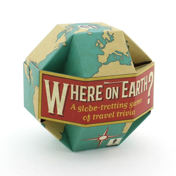 Where On Earth Travel Trivia