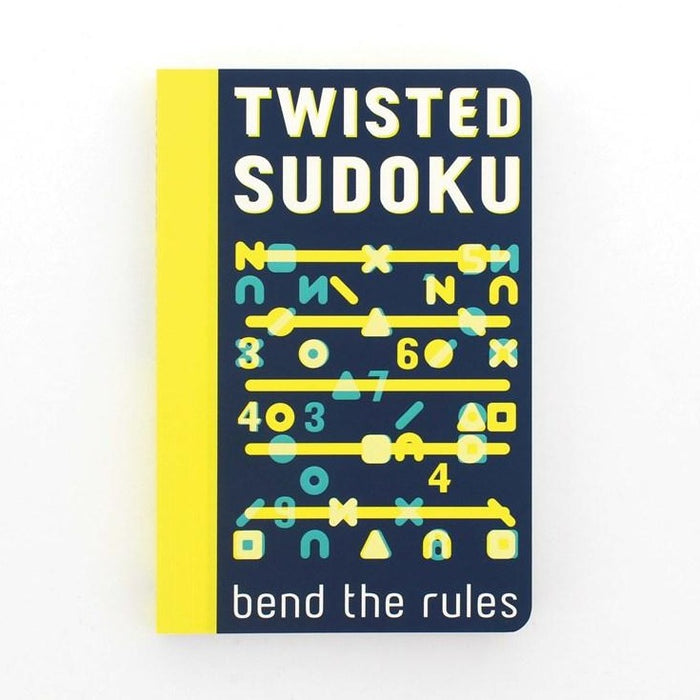 Twisted Sudoku Game Book