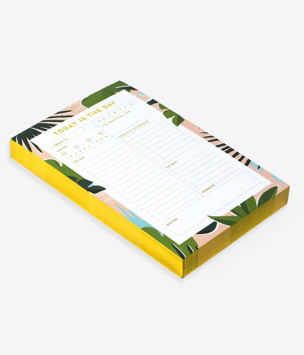 Jungle Goals Chunky List Pad