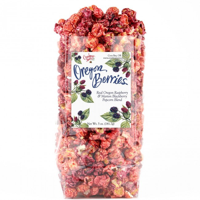 Oregon Berries Popcorn